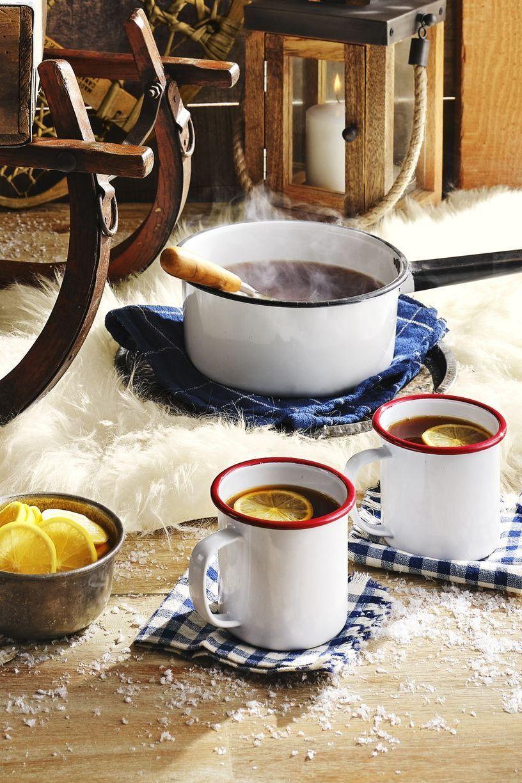 tea cider punch