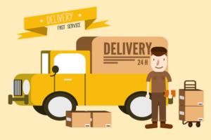 Last-mile delivery solutions for Truckers