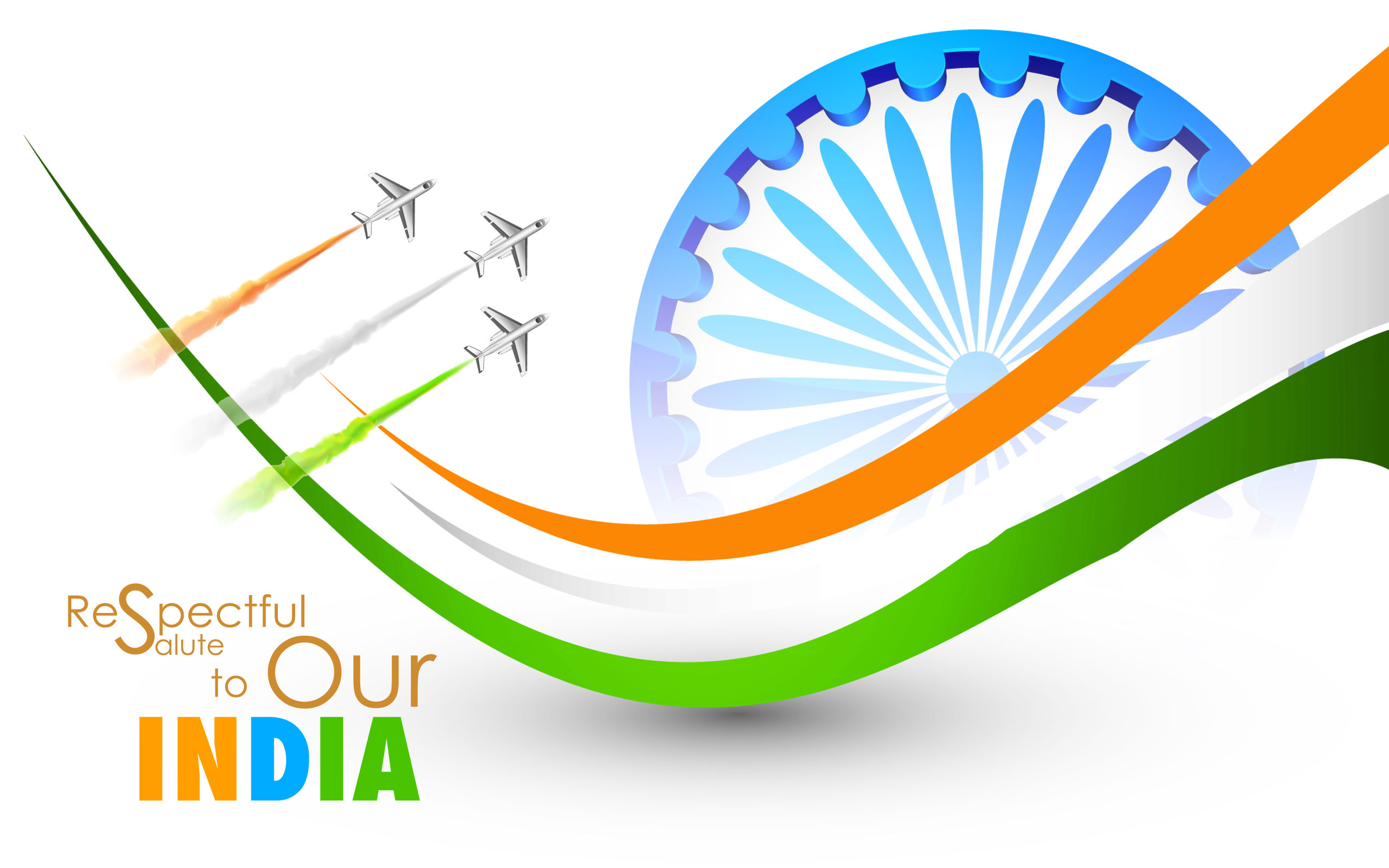 happy 15th august independence day indian flags banners
